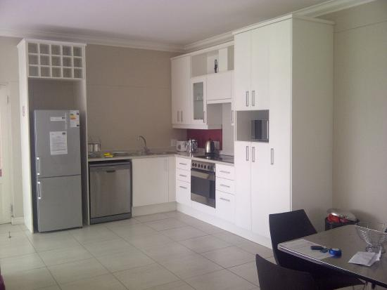 Gordon's Bay, Sydafrika: Well equipped kitchen