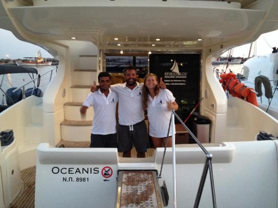 Spiridakos Sailing Cruises Photo