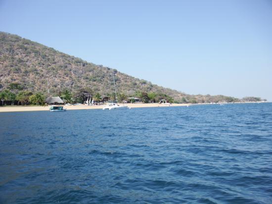 Danforth Yachting vanaf het water