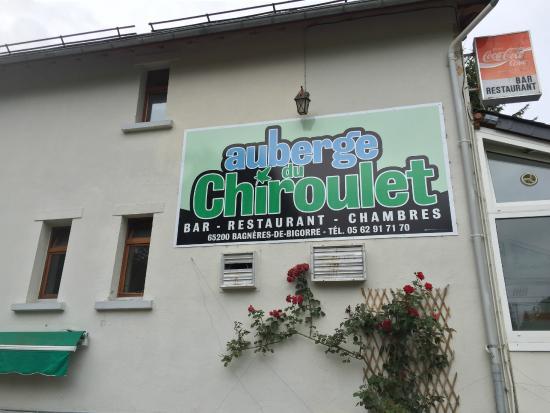 Auberge du Chiroulet
