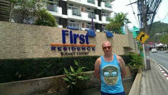 First Residence Hotel: Отличный отель