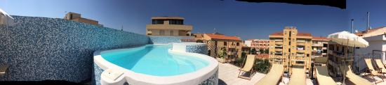 Pool at Hotel Domomea
