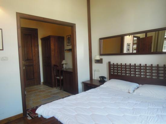 Hotel Mangalemi: la camera