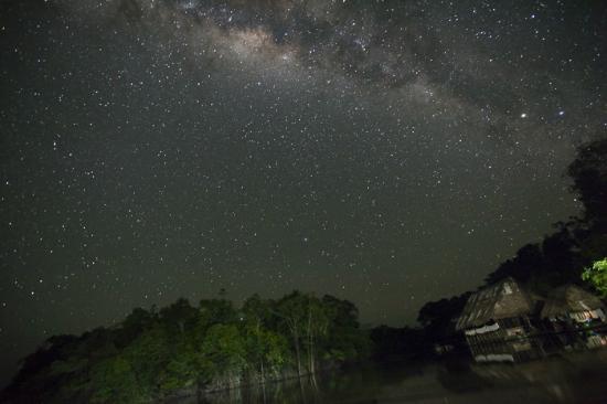 Paraiso, Peru: Milkyway at the lodge