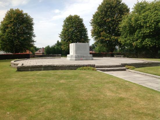 The Passchendaele Canadian Memorial