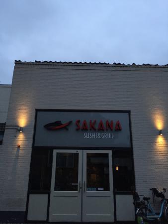 Sakana Sushi and Grill Restaurant