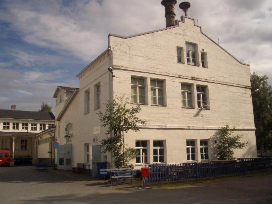 Virrat, Φινλανδία: Old factory