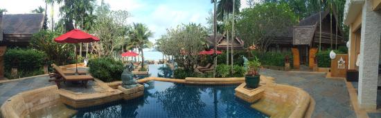 Best resort in Nong Thale Krabi