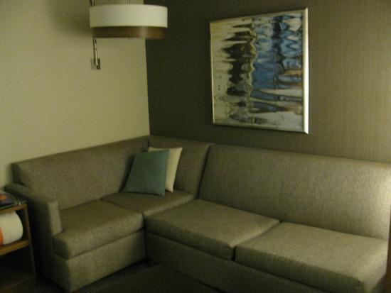 Hyatt Place Washington, DC / US Capitol: Sofa