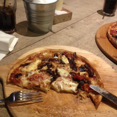Pizza Picture Of Planet Pizza Bristol Tripadvisor