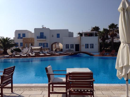 Chora Resort Hotel and Spa: swimming pool