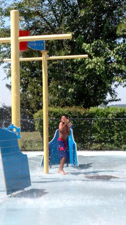 Ossining, Νέα Υόρκη: Louis Engel Water Park
