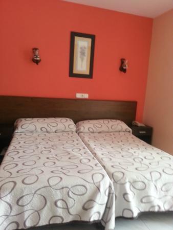 Turimar Hotel: Habitación