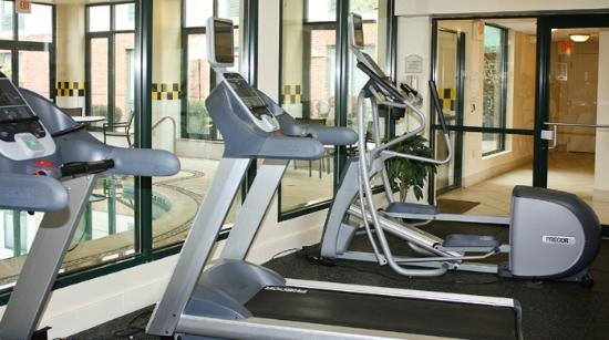 Hilton Garden Inn Poughkeepsie/Fishkill: Fitness Room Machines