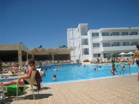 Evi Hotel Rhodes: Hotel Evi