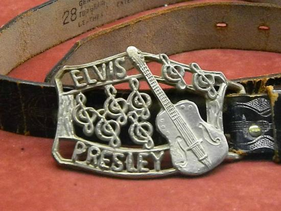 Historic Auto Museum: Elvis Unique Belt