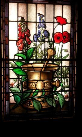 Pharmacy Museum: Herbs