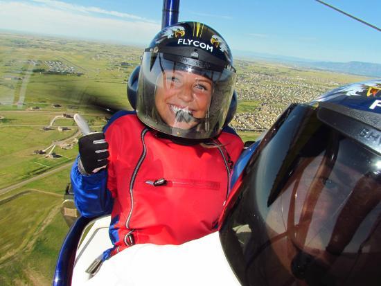 Revo Ultralight Trike - Foto de Fly Colorado Ultralights, Peyton
