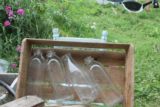 Au goût d'autrefois : bottles