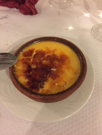 La Grillade: Cream Catalana.... Wow!