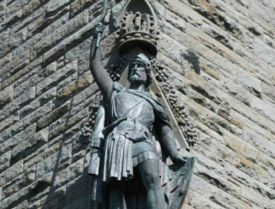 Albany Street Apartments : William Wallace Monument