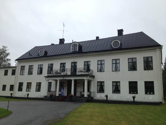 Hallefors, Suecia: Batiment Principal