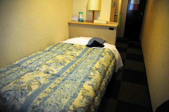 Hotel Hashimoto : シングルルーム