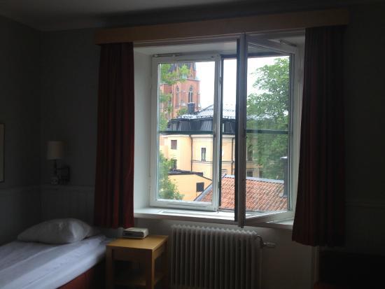 أكاديميهوتليت: View from my room