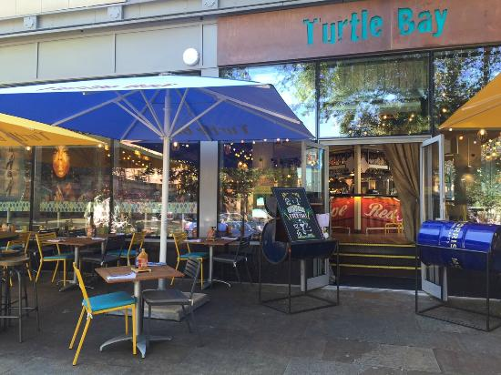 Restaurant Near Blackburn Railway Station