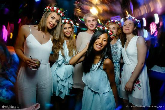 Party - Bild från XXXX Bar, Sankt Petersburg - Tripadvisor