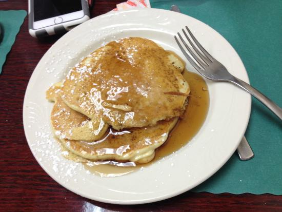 The Lunch Bell: pancakes!
