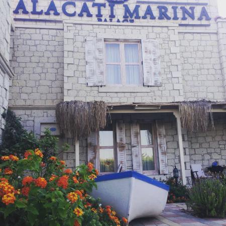 Alacati Marina Palace Boutique Hotel: Huzur ...
