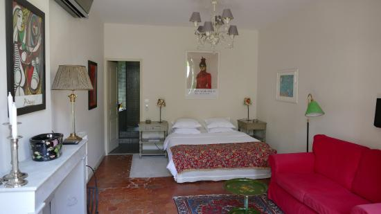 Maison Saint Rémy d'Isidore : The Classic room