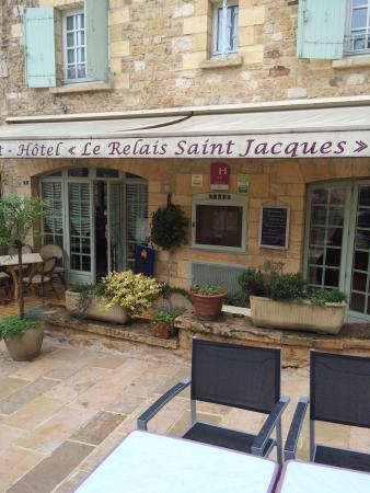 Saint-Capraise-de-Lalinde, ฝรั่งเศส: Le Relais Saint Jacques