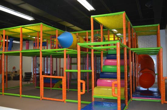 Ashburn, Wirginia: Huge family-friendly jungle gym!