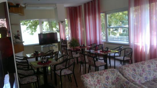 Hotel Paglierani: Лобби
