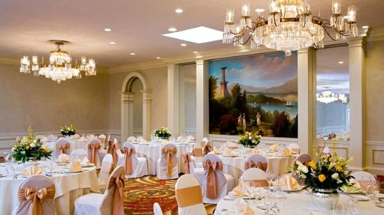 Doubletree by Hilton Hotel Tarrytown: Our Hotel's Westchester Ballroom