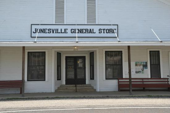 T. C. Lindsey and Co. General Store: T C Lindsay & Co General Store Outside