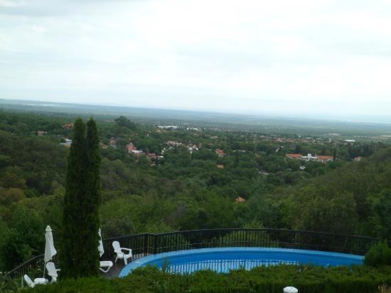 Vista Desde La Habitación Picture Of Terrazas De Merlo