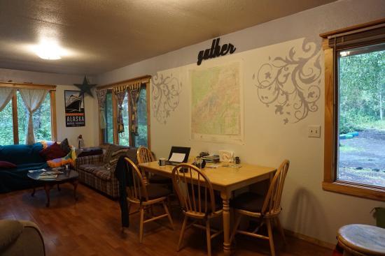 タルキートナ アラスカ ホステル インターナショナル Image