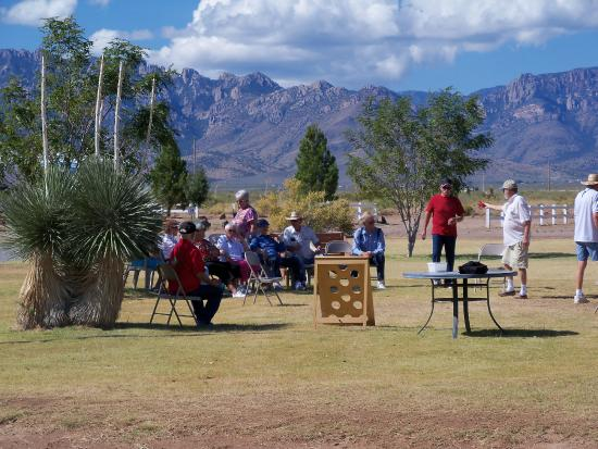 Rusty's RV Ranch: Large Groups welcome