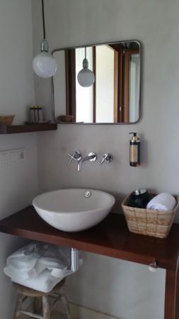 Villa Lorenea: Baño