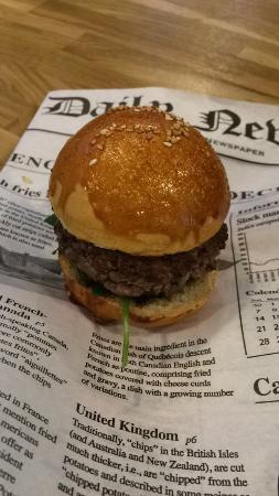 Burger Fermier Des Enfants Rouges
