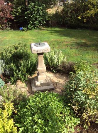 Talybont, UK: The garden