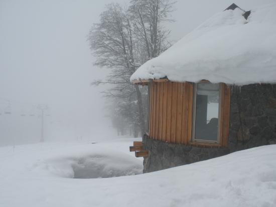 La Madriguera Lodge : Cabaña