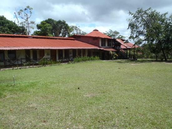 Campamento Parakaupa