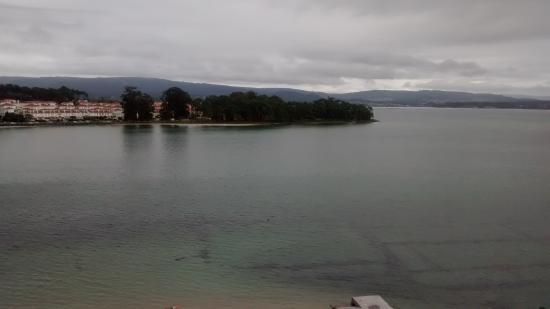 Montemar: Las vistas desde la habitación