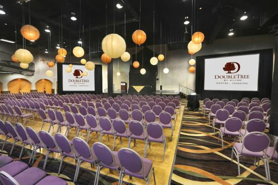 Doubletree by Hilton Hotel Denver - Thornton: Ballroom Meeting