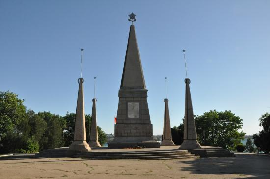 Monument to the Soldiers of the 2nd Guards Army