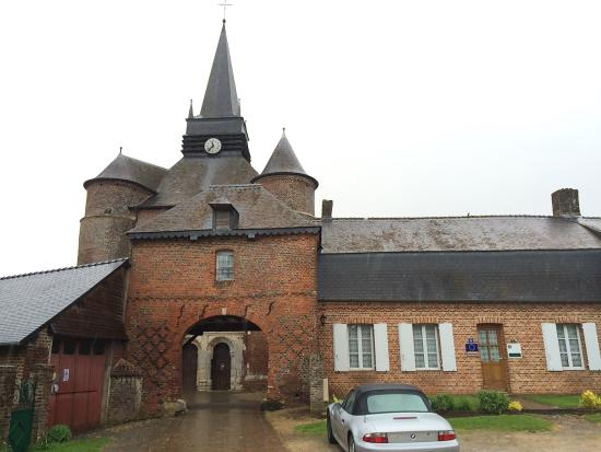 Eglise Saint-Medard de Parfondeval